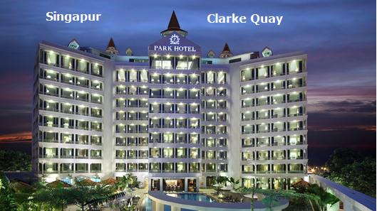 Park Hotel Singapur