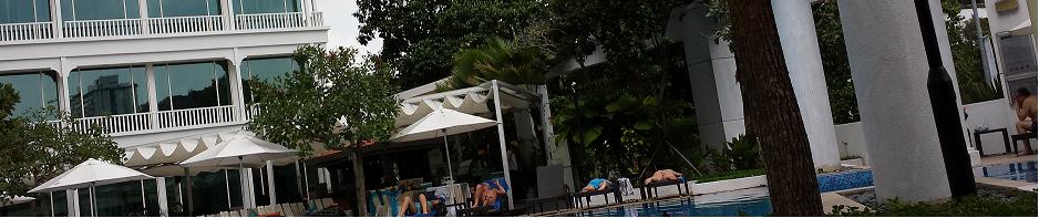 Park Hotel Clark Quay,Singapur