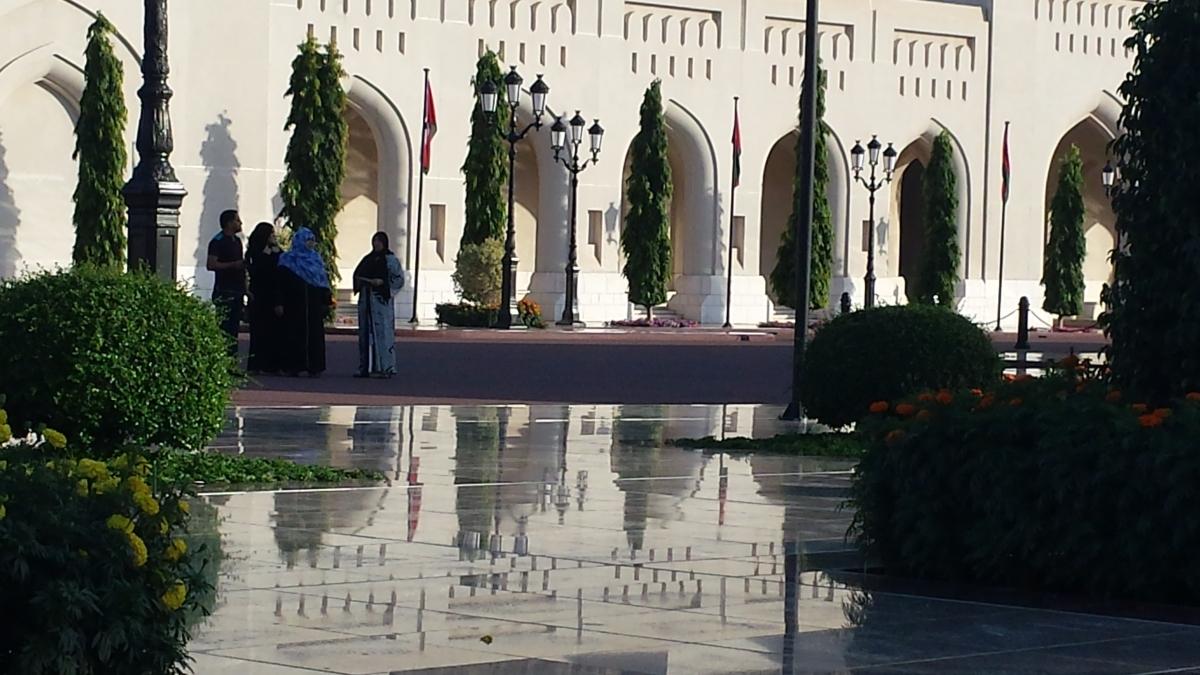 Gestrandet an OmansKüsten