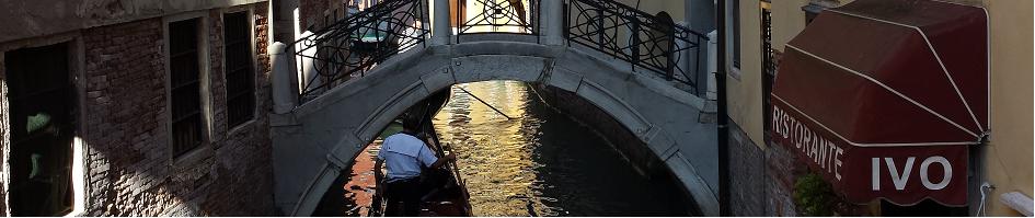 Venedig sehen und nichtsterben